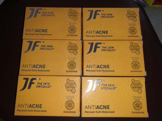 Sabun Jf Sulfur Anti Acne 90 Gram Shopee Indonesia