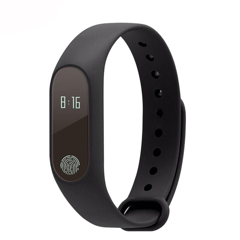 Murah! M2 Smartwatch - Smart Watch M2 Sport Band Smartband Heart Rate    Shopee Indonesia