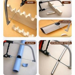 Perbandingan harga Gembok Alarm - Gembok - Pompa Angin Magic Saw 1 Gergaji Multifungsi Gergaji Serbaguna Ready Stock lowest price - only Rp45.568
