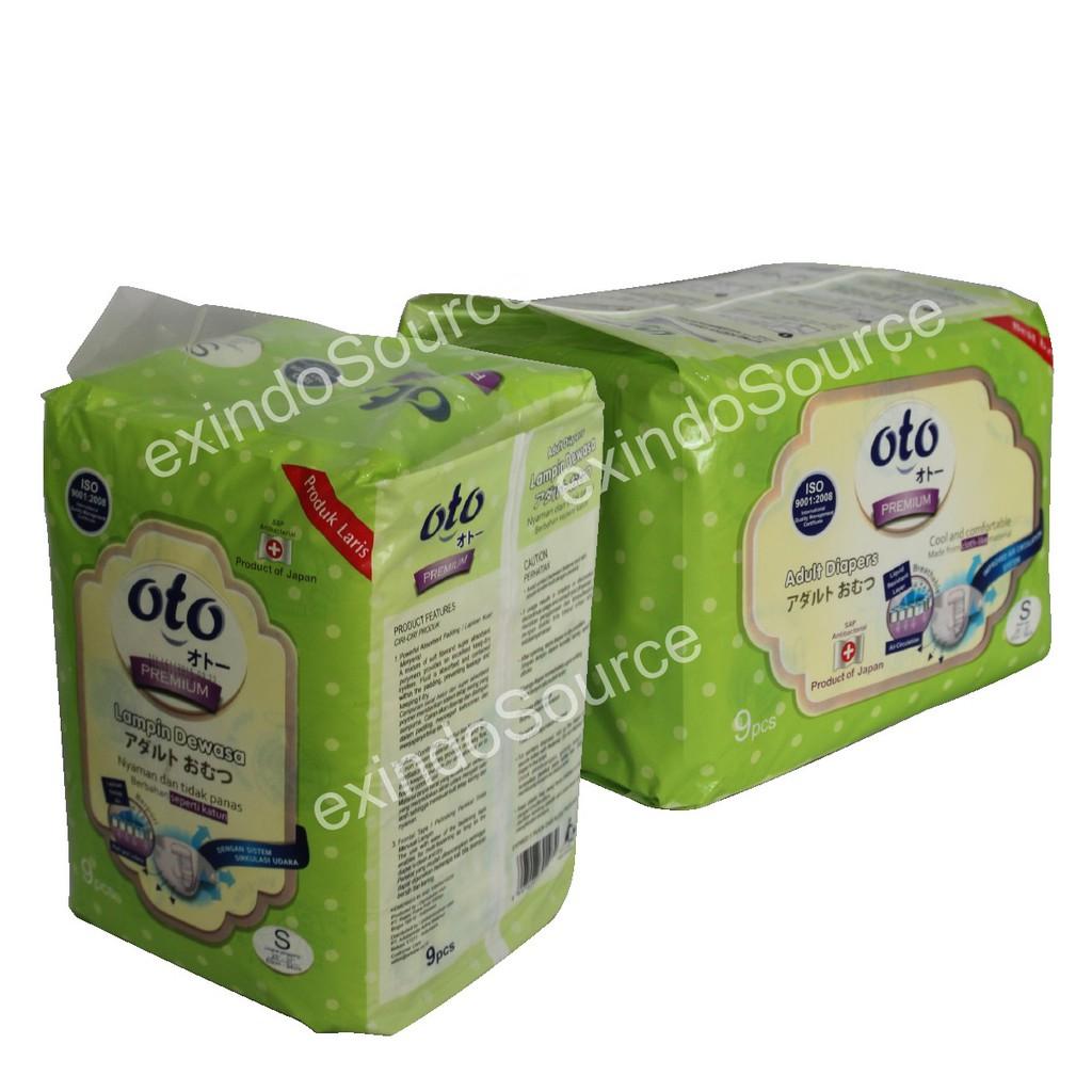 Popok Dewasa Supreme Size L Isi 10 Pcs Adult Diapers Shopee 10pcs Indonesia