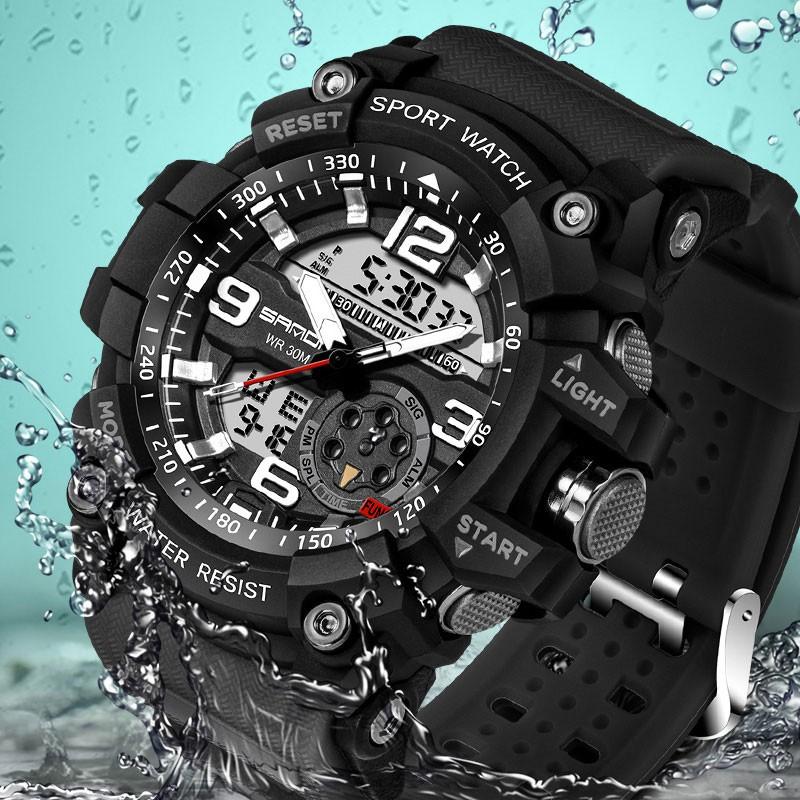 olevs jam tangan pria Original factory men's analogue waterproof men watch jam anti air import | Shopee Indonesia