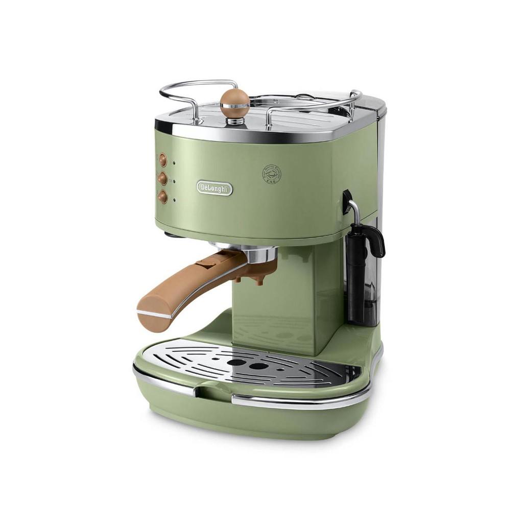 DeLonghi Icona ECO311.BK Coffee Maker - Mesin Pembuat Kopi ECO311 Black | Shopee Indonesia
