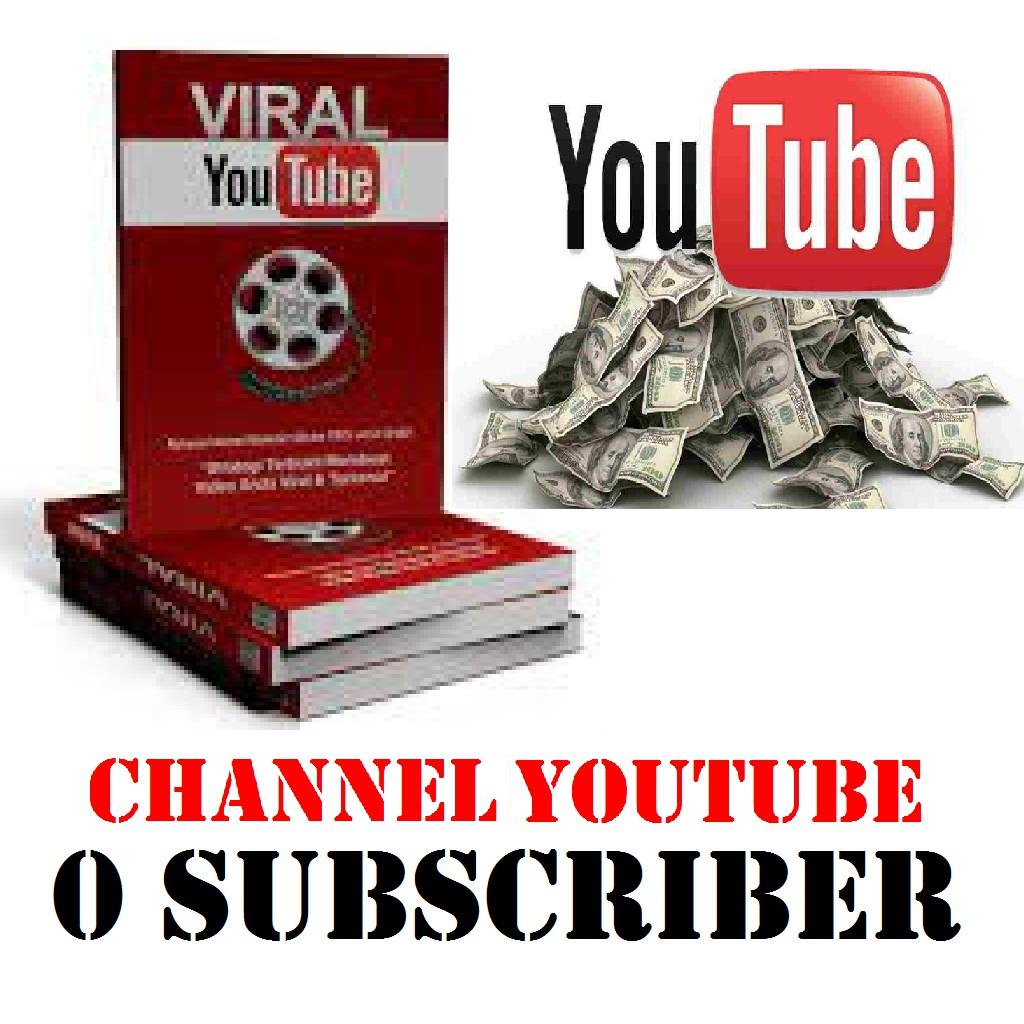 Trik Dapat Dollar Meski Channel Youtube 0 Subscriber
