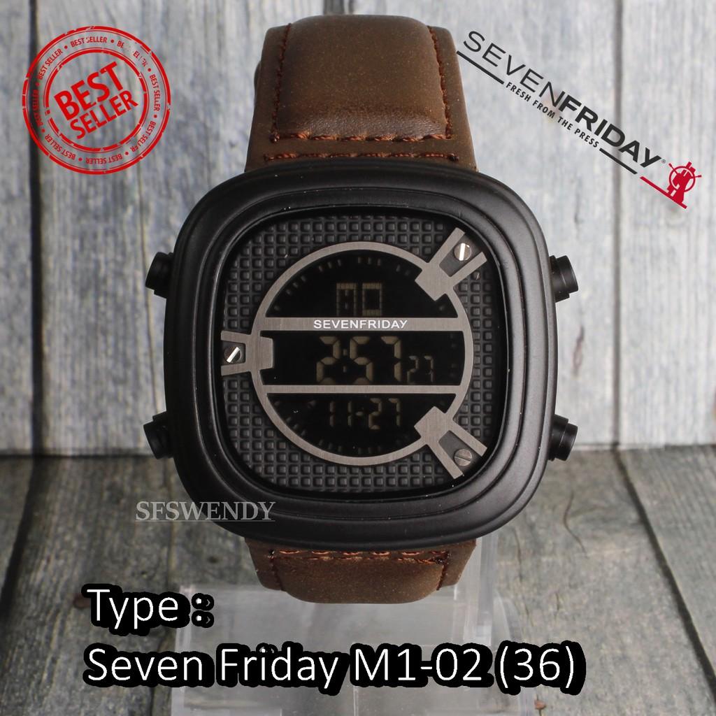 SevenFriday Kayu ASLI Woody  c76843e572