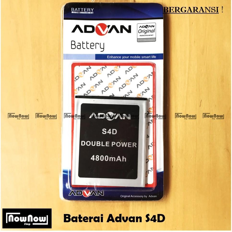 Baterai Advan S5M Original Double Power Batre Batrai Battery HP   Shopee Indonesia