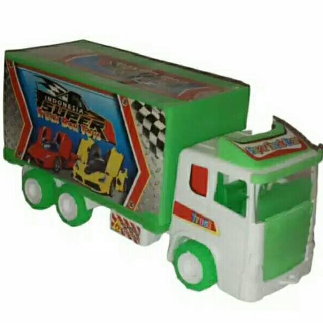 Mobil Box Mainan Shopee Indonesia