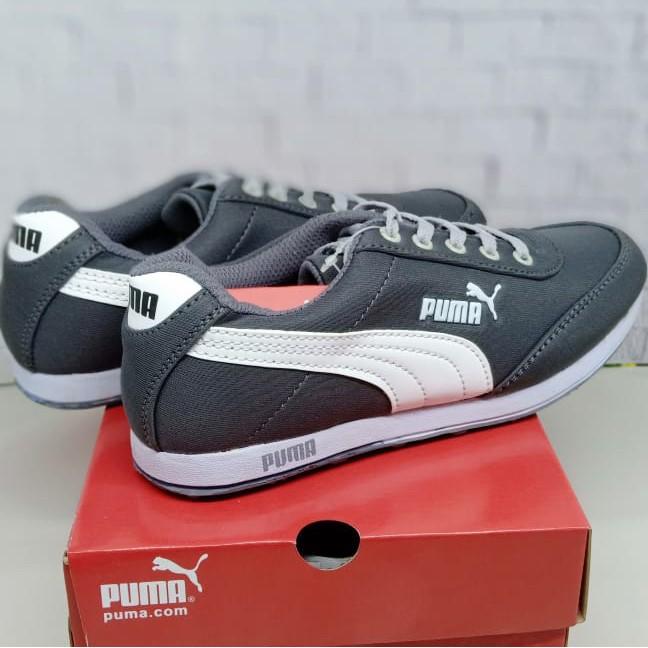 vente chaude en ligne 115e0 05cb4 PROMO!!! Sepatu Puma Classic Suede Sneakers Kasual Pria Skate Santai Kerja  Grade Ori Murah 38-43