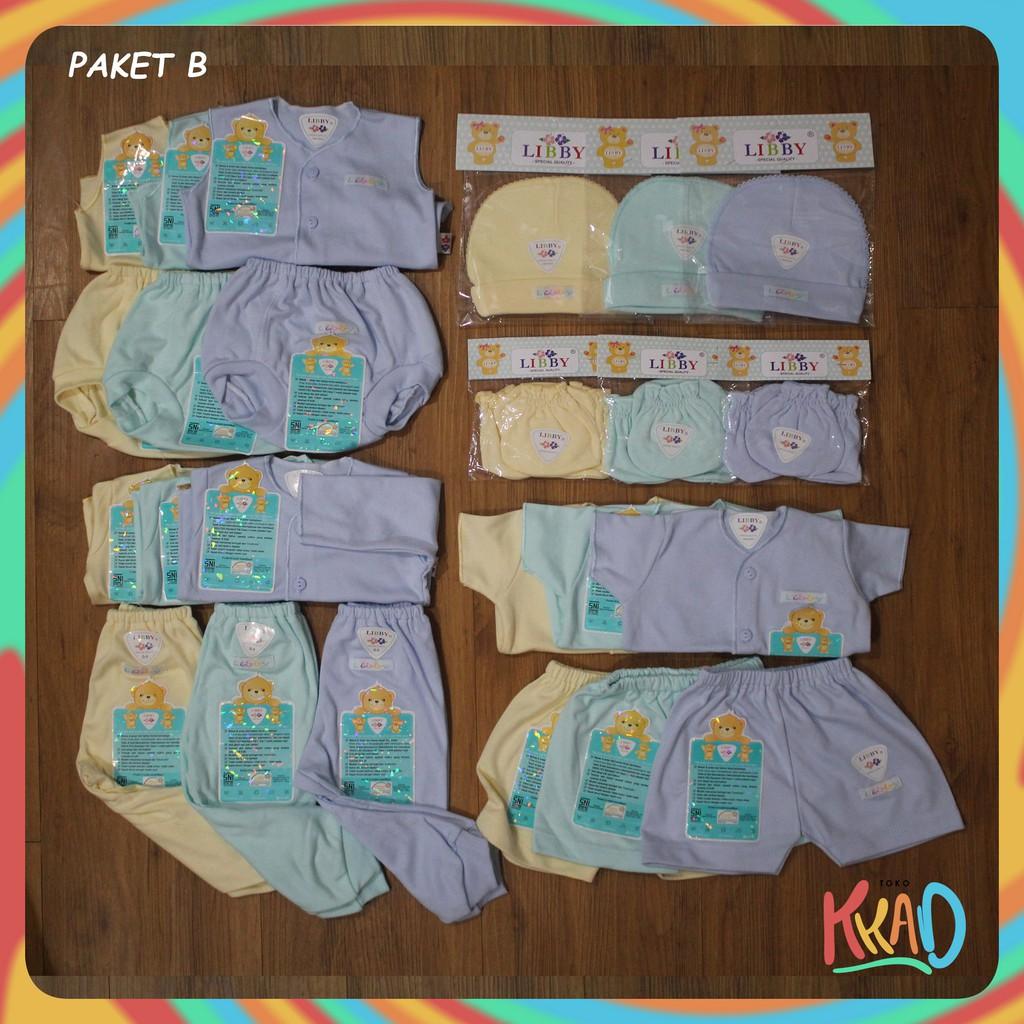 Paket Bayi Baru Lahir Newborn Termurah Perlengkapan Baby Gift Set Gb011 Baju Shopee Indonesia