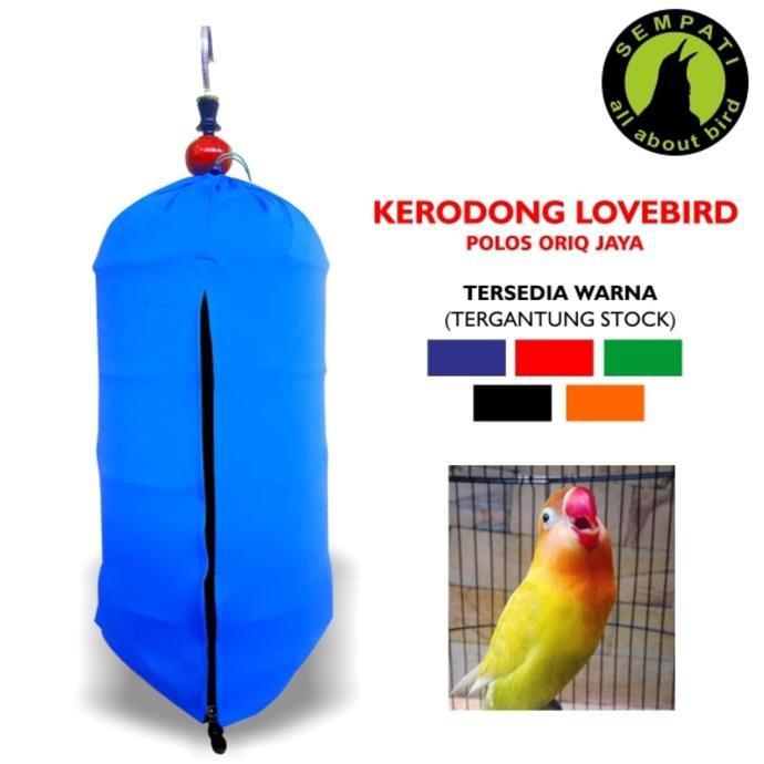 Harga Spesial Kerodong Sangkar Burung Kaos Lomba Lovebird Polos Oriq Jaya Ja18 Kicau Mania | Shopee Indonesia