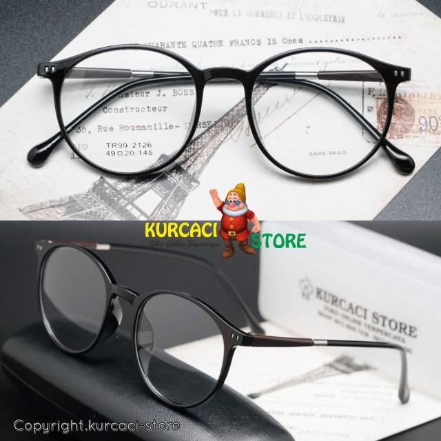 Frame kacamata nissa sabyan 2126 + lensa minus plus silinder ... 6c5e518e5f