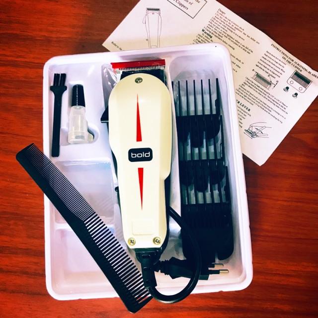 TGB Mesin dan Alat Potong Rambut   BOLD Hair Clipper Classic Series ... c9c1138c8a