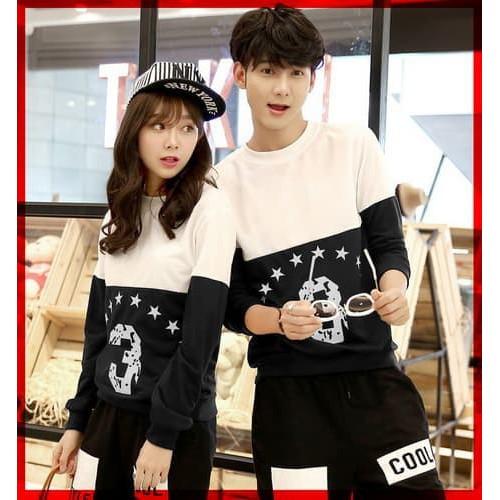 Sweater Baju Couple Family - Agen Kapel Keluarga Online - Pakaian Pasangan  - Capel - Sepasang AT80  ff07ed420f