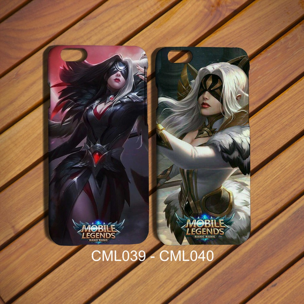 Custom Case Mobile Legends Pharsa