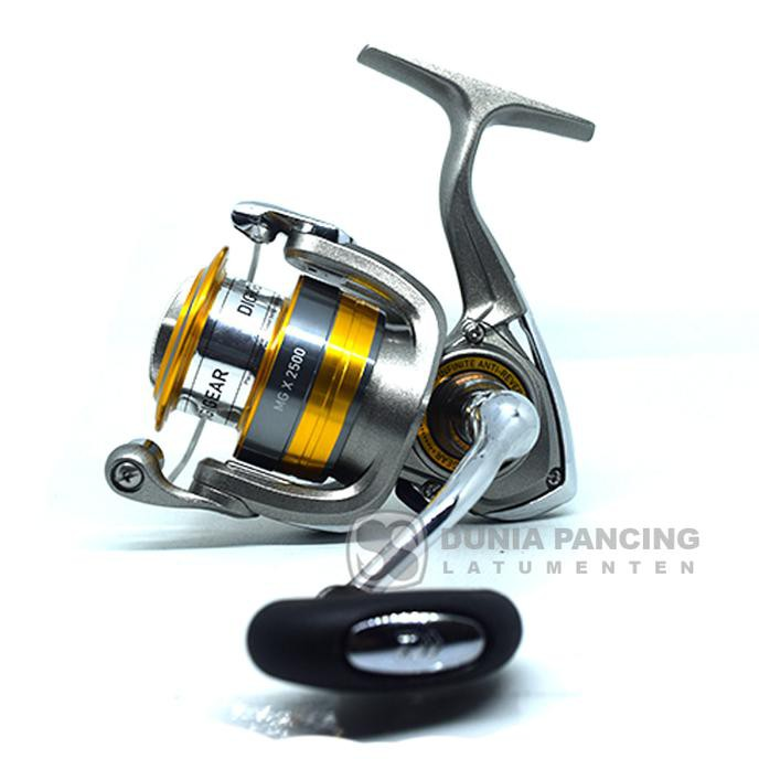 5d454c811eb Reel Daiwa Crossfire 5000 | Shopee Indonesia