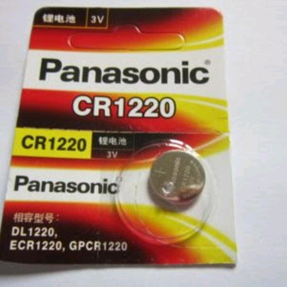 Baterai Panasonic Ukuran Cr1220 Update Harga Terkini Dan Cmos 3v Cable Universal Utk Labtop Netbook Notebook Batre Kancing Jam Tangan Watch Remote 1220 Shopee Indonesia