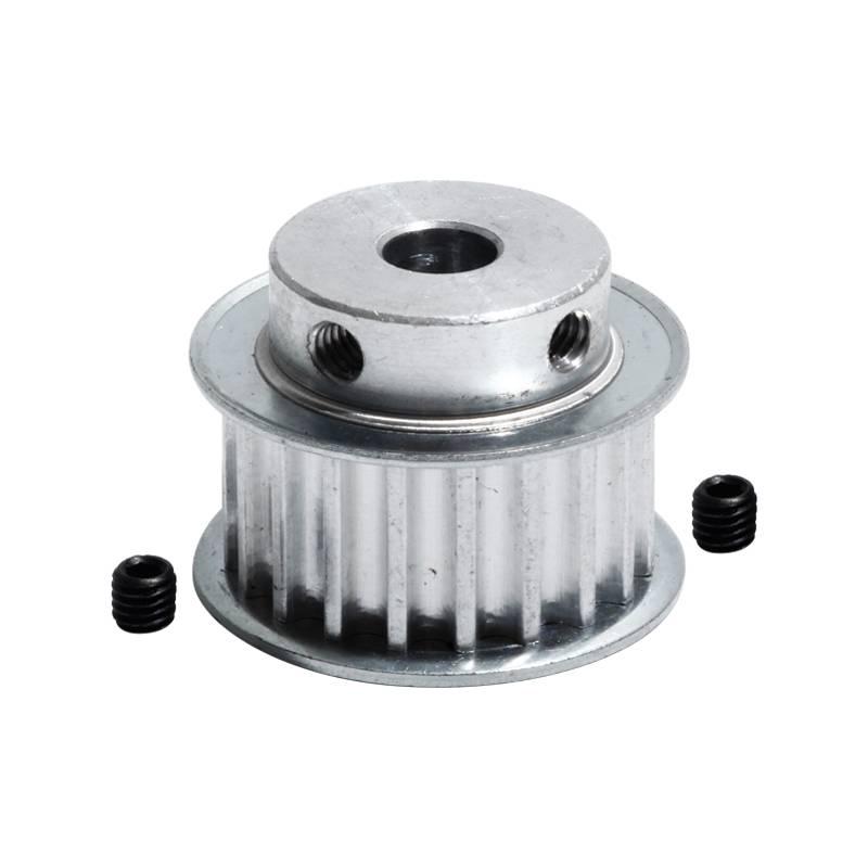 16T//20T//25T//30T//40T 2GT synchronous wheel Drive pulley Metal aluminum Model DIY