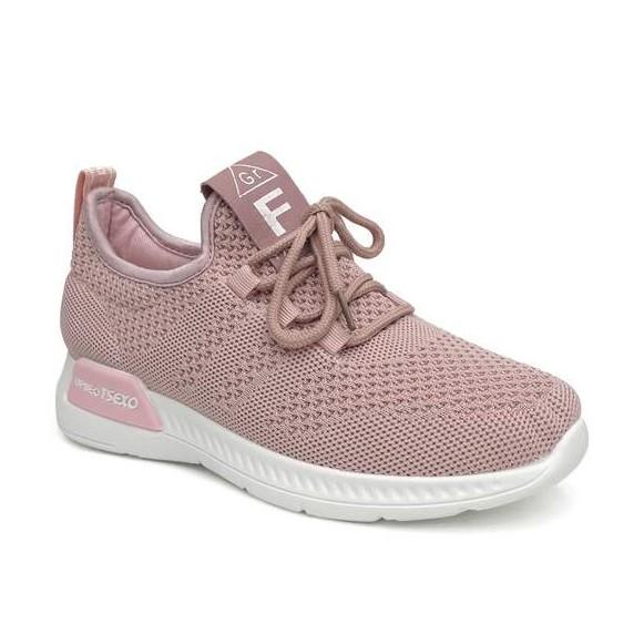PVN Sepatu Sneakers Wanita Sport Shoes 777-606 (PINK READY