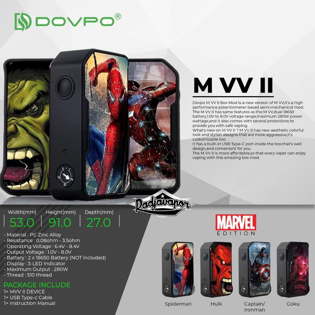 MOD DOvpo MVV II