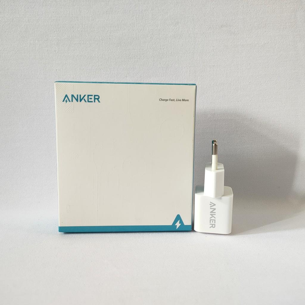 Anker Adaptor Charger Powerport III Nano 20W - A2633