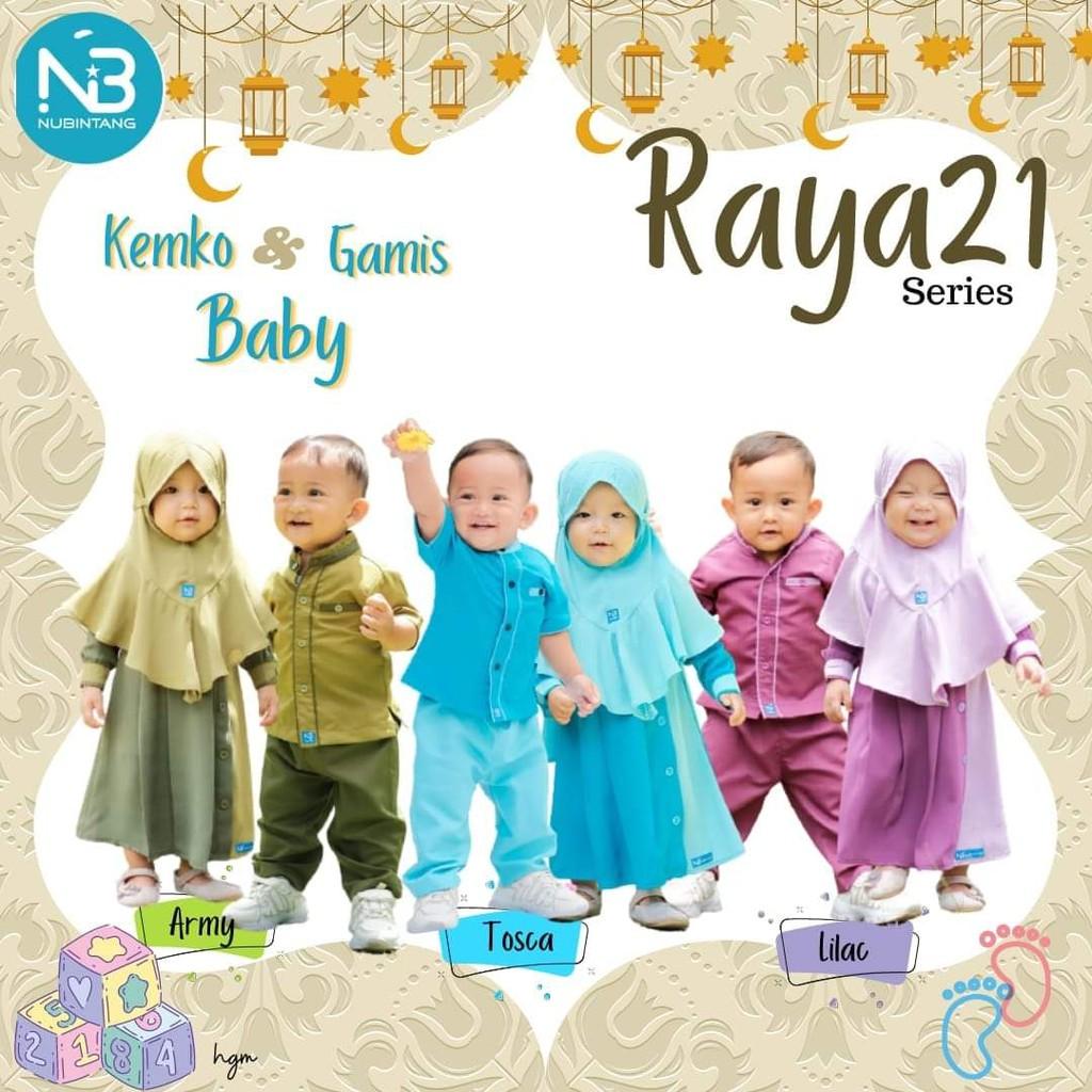 Koko Baby Raya21 Set Celana by Nubintang