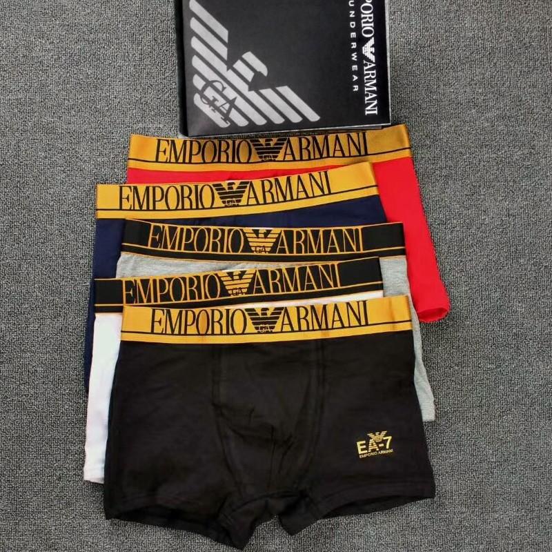 Celana Dalam Boxer Pria Emporio Armani ( Paket 5 )  21415cf6c0