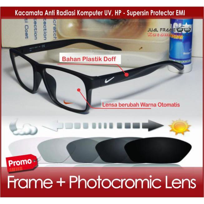 Kacamata BACA +1.00 s d +3.00 Lensa ESSILOR GARANSI RESMI 2 TAHUN ... dd7f32828b