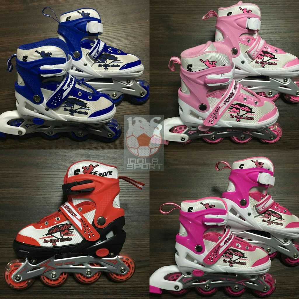 Sepatu Roda Recreational Inline Skate POWER LINE HB22  feea0c8f1e