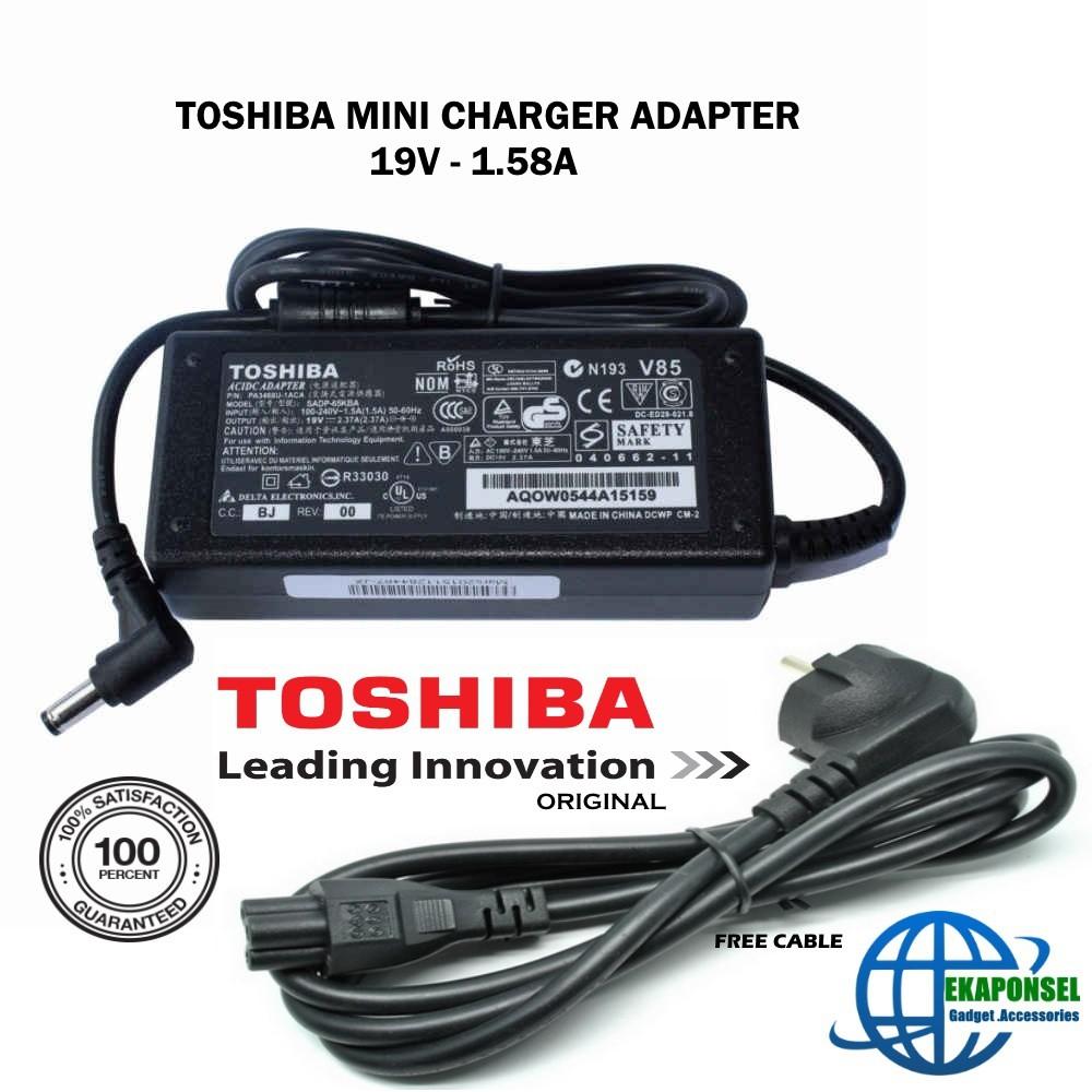 Hp Compaq Adaptor Charger Laptop 185v 35a Pin Jarum Free Kabel Presario Cq20 Power Shopee Indonesia