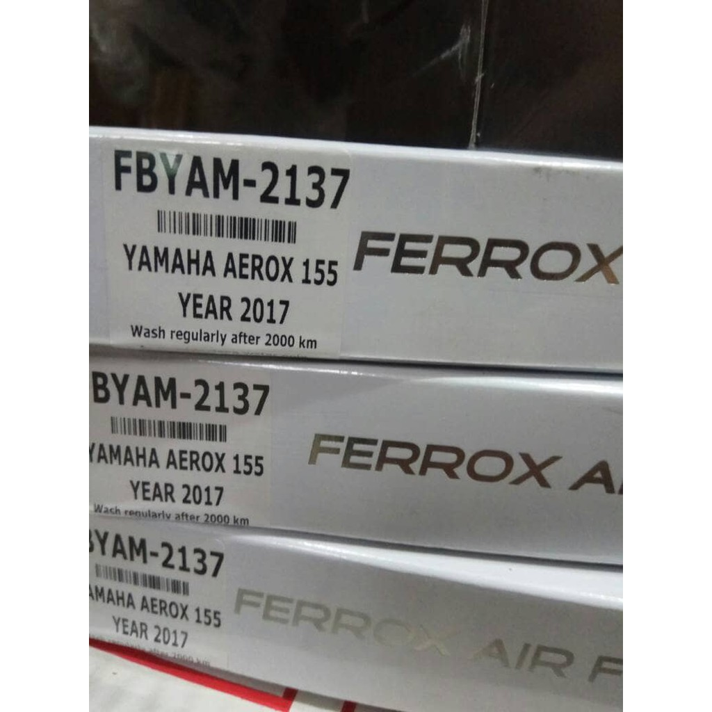 Ferrox Filter Udara Yamaha Nmax Shopee Indonesia R15