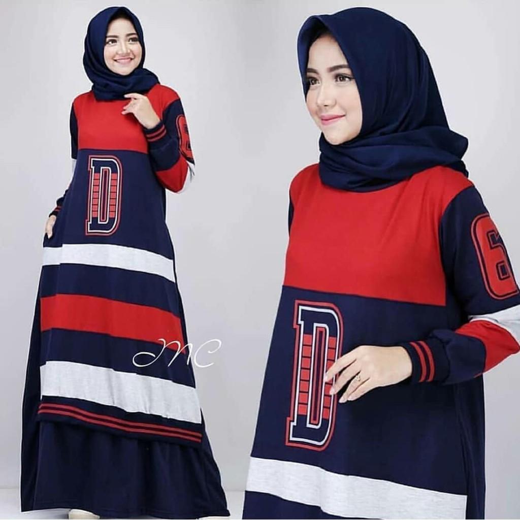 Lydia Maxi Dress  dress muslim gamis murah  grosir baju wanita muslim  ec454bed00