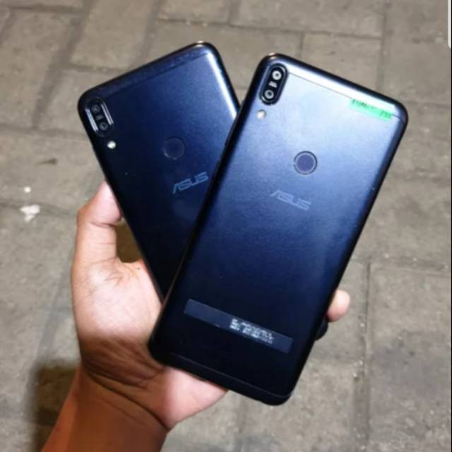 Handphone Hp Asus Zenfone Max Pro M1 Ram 3 32 Second Seken Bekas Murah Shopee Indonesia