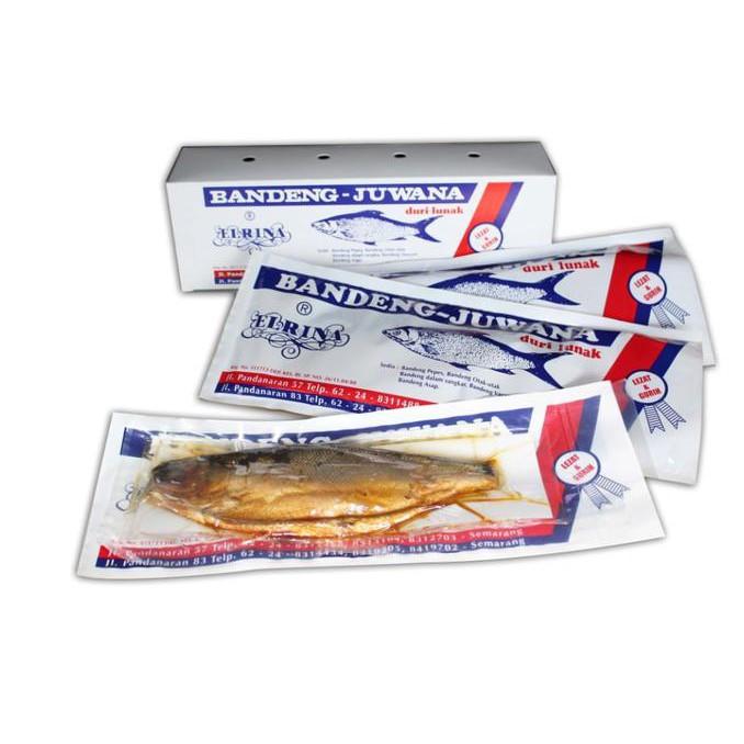 BANDUNG   2 PACK Bandeng Presto Fresh 5 EKOR/PACK   STYROFOAM BOX   JNE YES   Shopee Indonesia