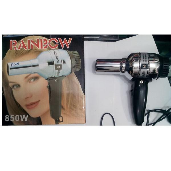HAIRDRYER RAINBOW 850 WATT - HAIR DRAYER 850W - PENGERING RAMBUT ... 3eef441250