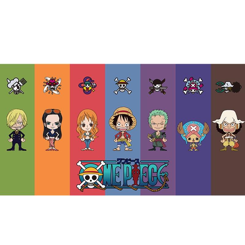 3d Kartun One Piece Ruang Tema Animasi Ktv Warnet Wallpaper Dilukis Tangan Karakter Luffy Kamar Tidu Shopee Indonesia