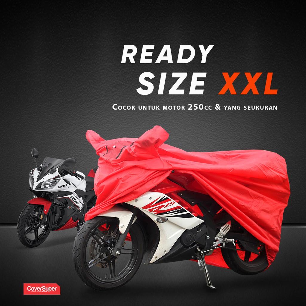 Cover Pelindung Sarung Motor Sport Best Choice Seller Jas Hujan 2 Kepala Huan Ponco Elmondo In 1 Idea Shopee Indonesia