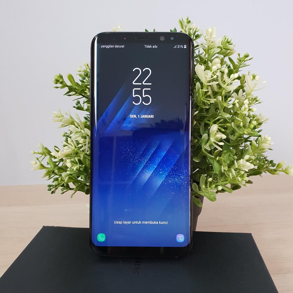 Sale Original Samsung S8 4 64gb Garansi Internasional 1 Tahun Galaxy Ram 4gb Memori Bnib Resmi Plus Shopee Indonesia