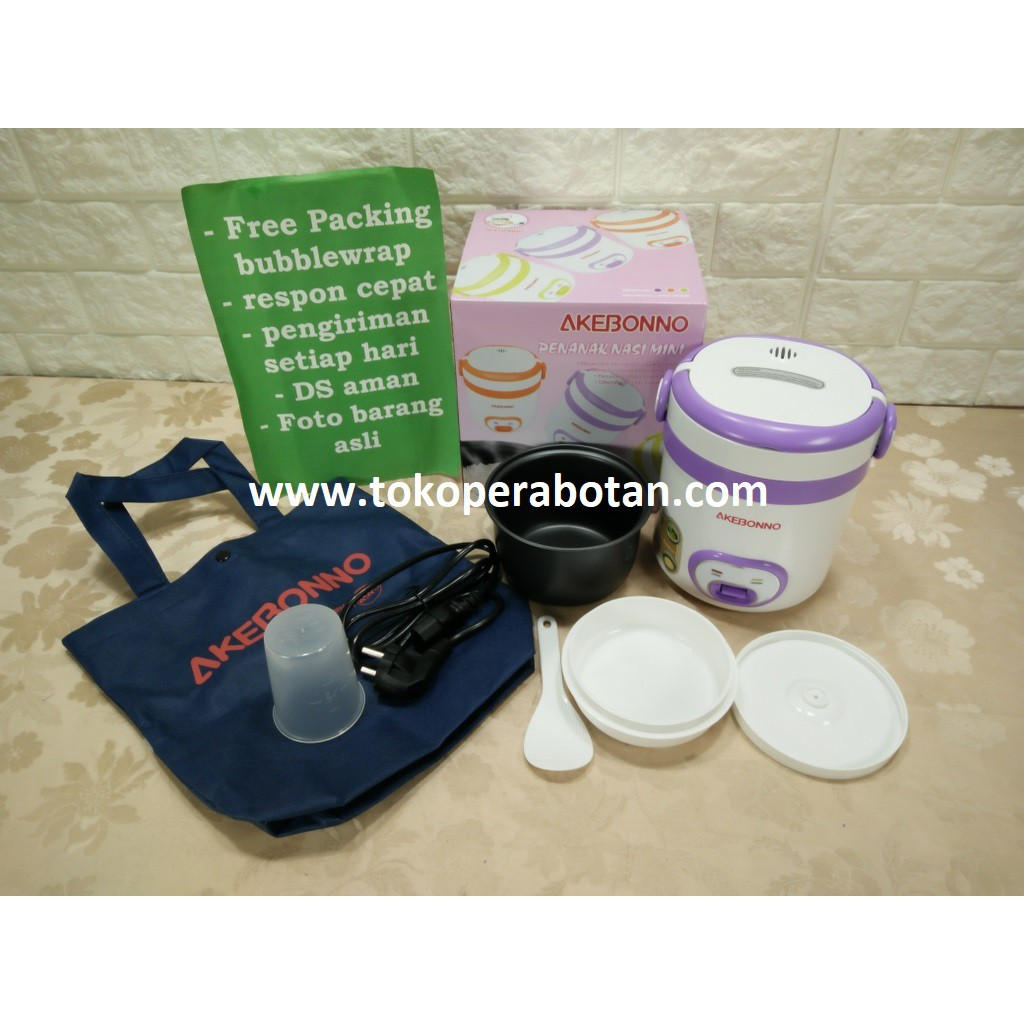 Tokoperabotan Magic Com Rice Cooker Miyako Mcm 606 Shopee Indonesia A