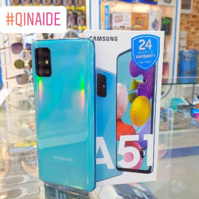 Samsung Galaxy A51 Ram 6 128gb Shopee Indonesia