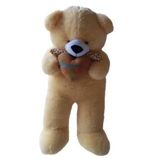 UKIR NAMA atau FOTO   TERMURAH BONEKA BERUANG TEDDYBEAR SUPER JUMBO  (T120cm) cf9b3556d4