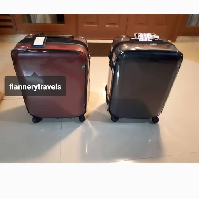 Lojel Rando Zip Expand 2 Koper Hardcase Large/31 Inch – Black | Shopee Indonesia