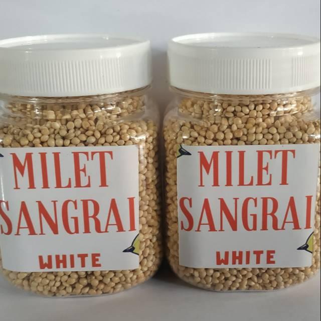 Millet Putih Sangrai Nqn150 Shopee Indonesia