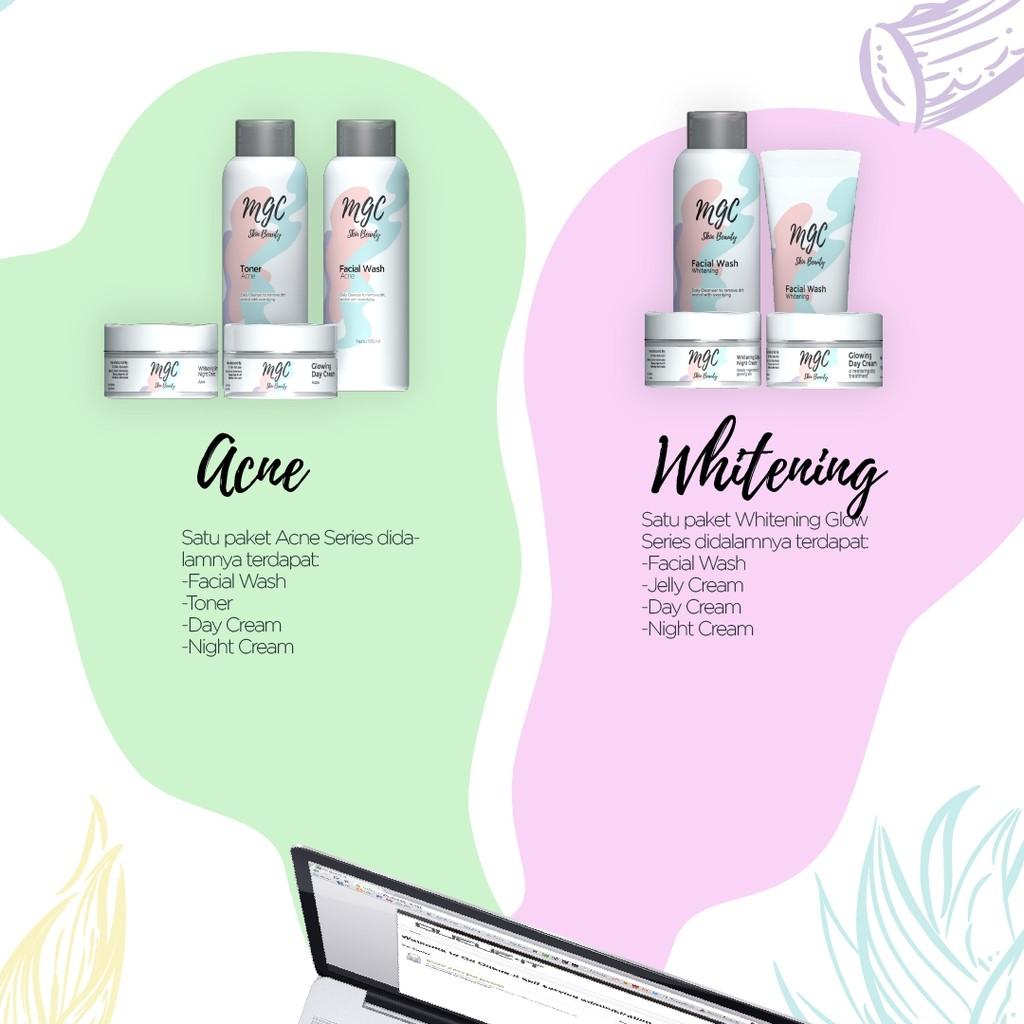 Ra Glow Paket Pengelupasan Plus Serum Bonus Anti Iritasi Shopee Acne Whitening Indonesia