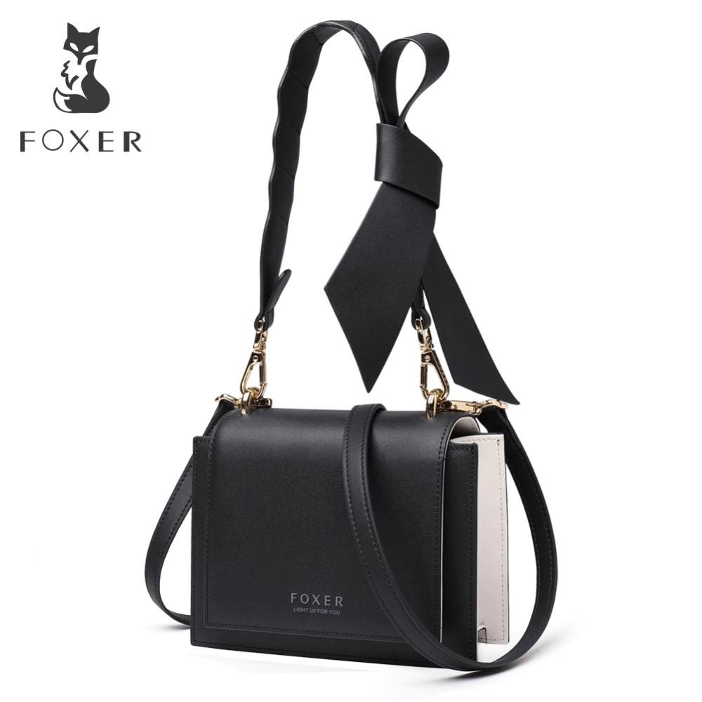Foxer Brand Women Classical Fashion