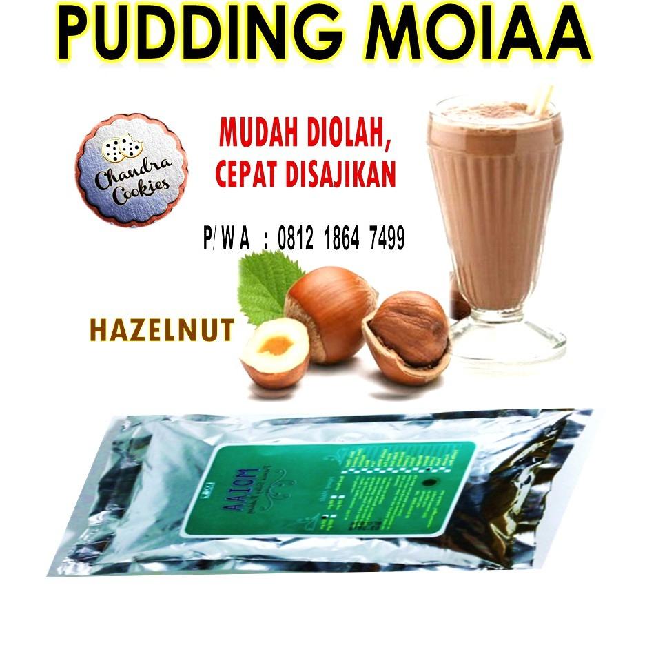 Moiaa Silky Pudding 500 Gram Dessert Praktis Acara Pesta Premix 100 Keluarga Shopee Indonesia