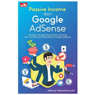Ebook Passive Income Dari Google Adsense Shopee Indonesia