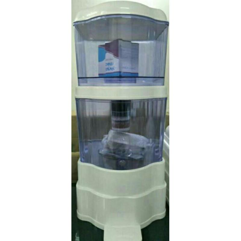 READY Bio Energy water filter PH tinggi water processor 35 liter / Hexagonal water POT 35 LITER