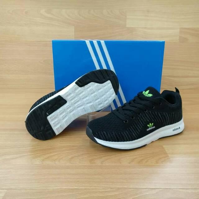 JUAL sepatu cewek sport kets casual olah raga santai fashion adidas  murah terbaru 2018  d124591593