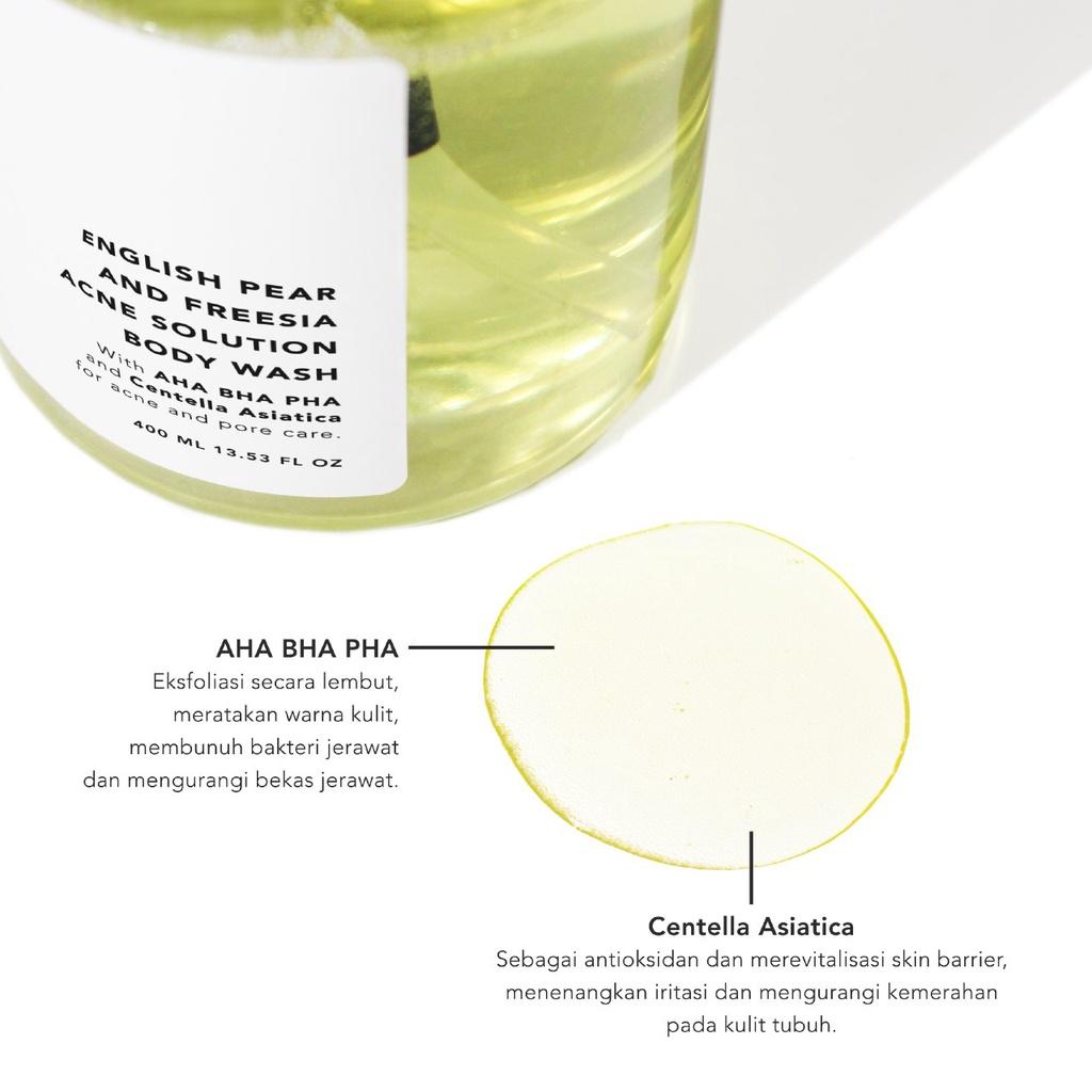 GRACE & GLOW BODY WASH AND SHAMPOO - Jaminan Ori 100%-4
