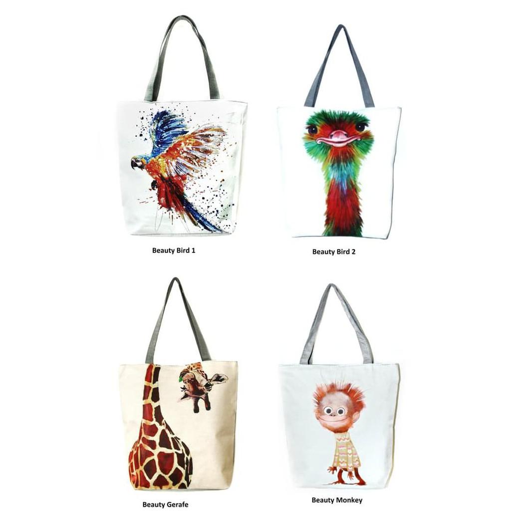 Miniso Tote Bag We Bare Bears Shopping Bags Top Quality Shopee Phillipe Jourdan Tacita Wanita Hitam Indonesia