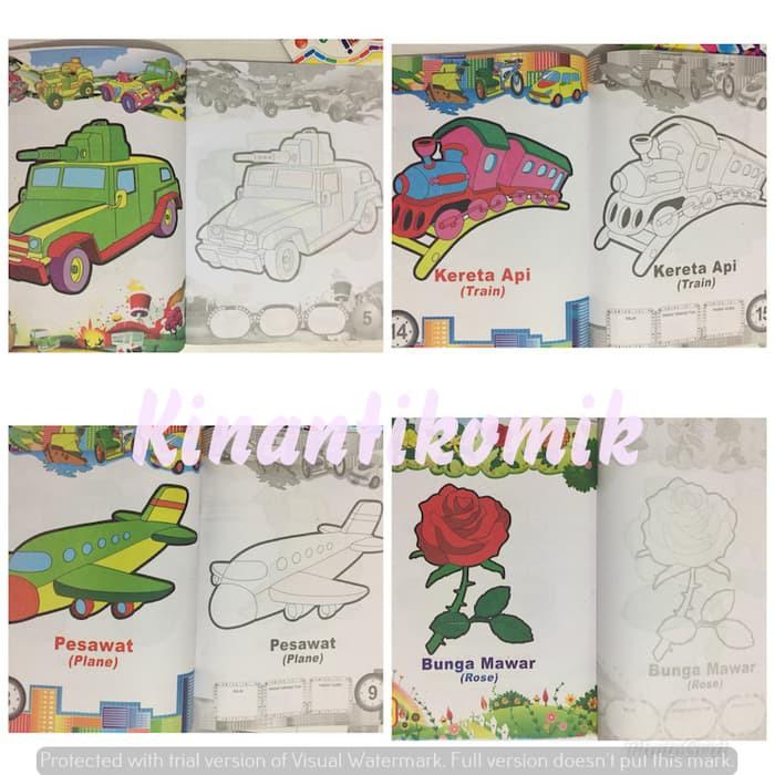 Buku Belajar Anak Tk Paud Murah Terbaru Buku Anak Buku Belajar